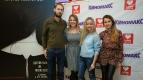 """2 ноября в КЦ """"Киномакс-Волгоград""""состоялся  закрытый показ фильма """"Девушка в поезде"""""""
