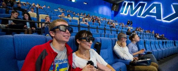 Кинотеатр в Рязани
